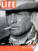 22 Ago. 1949