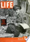 30 Abr. 1945