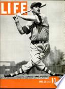 25 Abr. 1938
