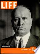 11 Sep. 1939