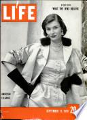 11 Sep. 1950
