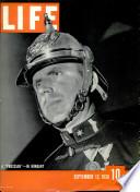 12 Sep 1938