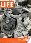 1 Feb. 1943