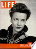 16 Feb. 1948