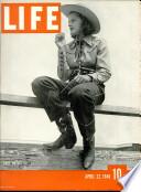 22 Abr. 1940